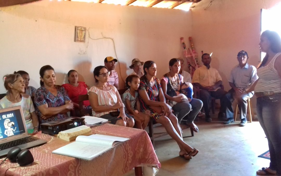 """Forum Umburanas: """"Conscientizando e Capacitando"""""""