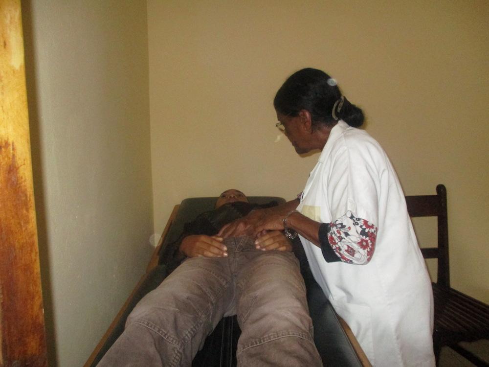 Centre de soin-Ampopoka-Madagascar-Dr Arline