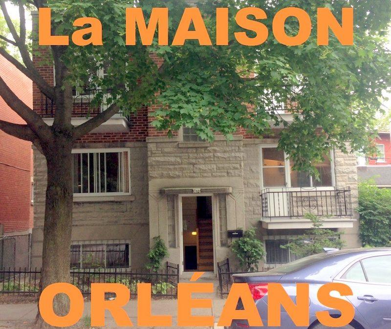 Maison Orléans